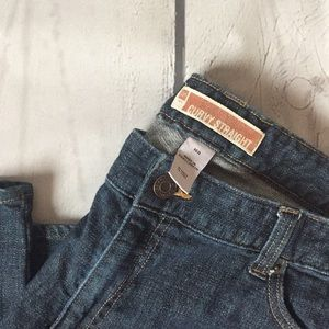 Gap Curvy Straight Jeans 16R